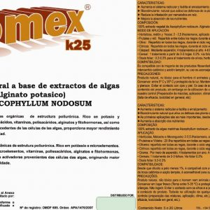 tomex-k25